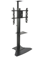 Floor Standing TV Stand With Power Supply for Hotel