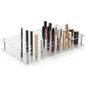 Acrylic Retail Counter Makeup Display with Multi Sized Holes