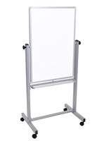 Movable Whiteboard with Steel Frame