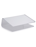 Acrylic Laptop Stand for Office Environments