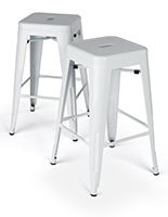 Portable Cocktail Tables And Bar Stools Event Fixtures