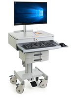 Medical Computer Workstation for Offices