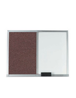 Dry Erase Tack Boards with Aluminum Frames