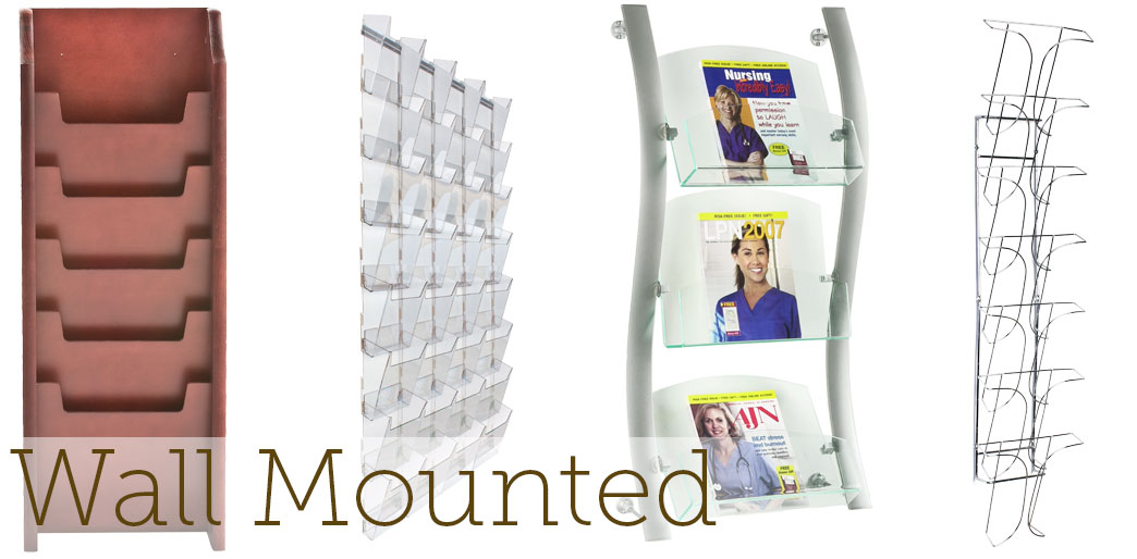 magazine racks for sale acrylic wood u0026 wire literature display racks u0026 stands