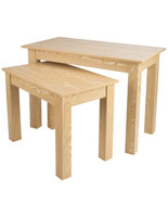 Ash Wood Nesting Tables