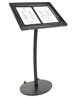Magnetic Board with Stand