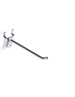 "4"" Chrome Peg Hooks- Steel Wire"