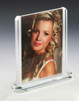 Double-Sided Photo Frame