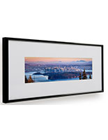 Panoramic Size Frames