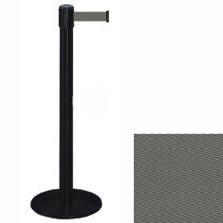 retractable belt stanchion