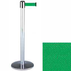 chrome stanchion