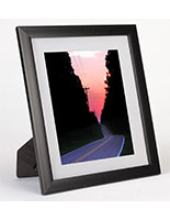 "11"" x 13"" Mat Picture Frame Matted to 8"" x 10"""