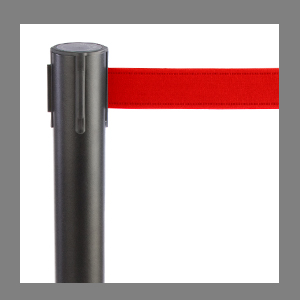 queue poles stanchions