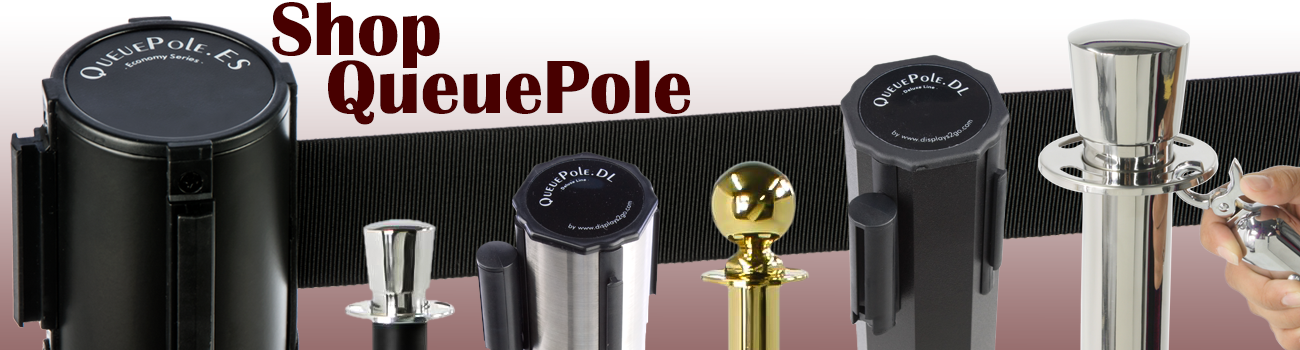 queuepole stanchions