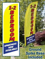 1-2 Bedroom Message Flags