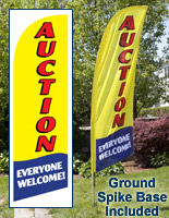 Auction Flags