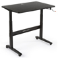 Steel Manual Sit Stand Desk