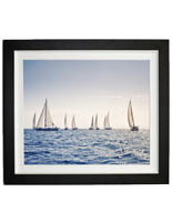 "Ready to Hang 36"" x 24"" Sailboat Print"
