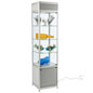 Knock Down Glass Tower Case