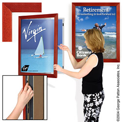 Wood Poster Picture Frames