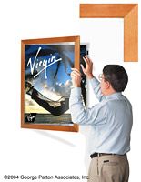 "22"" x 28"" poster picture frames"