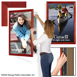 "24"" x 36"" picture poster frames"