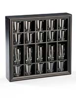 Shot Glass Shadow Box