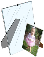Clip Picture Frame