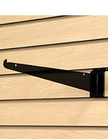 slatwall shelf bracket