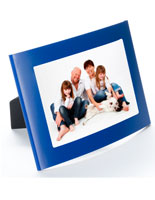 4x6 Curved Picture Frame