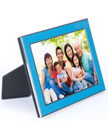 Baby Blue 4x6 Summer Picture Frame