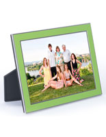 Pale Green 5x7 Summer Photo Holder