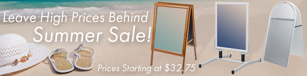 sidewalksigns2go summer sale