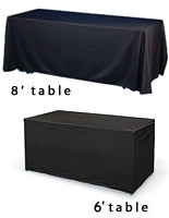 adjustable table cover