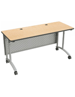 Mobile Stand Up Work Desk