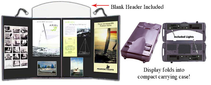 portable display system