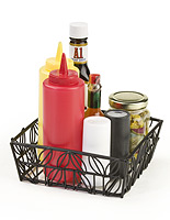 condiment baskets