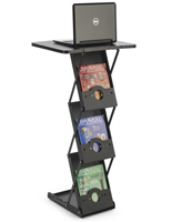 Travel Folding Literature Counter