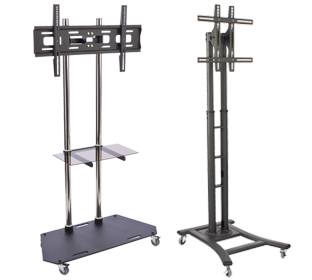Mobile Tv Stands With Wheels