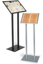 Poster Stands - Display Holders
