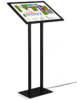 light box stand