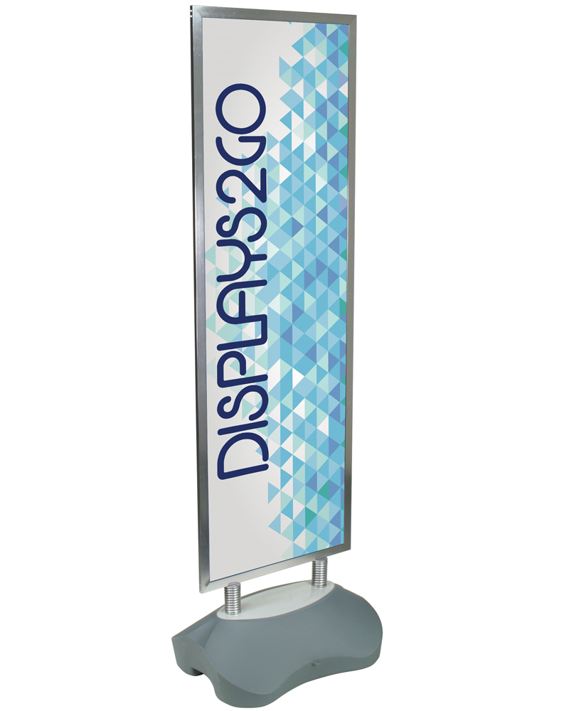 UV Printed Waterbase Sidewalk Sign