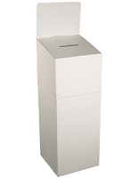 floorstanding ballot box
