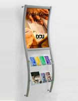24 x 36 Poster Frame literature holders