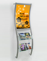 24 x 36 Poster Frame periodical rack