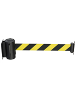 Twist Safety Closure Retractable Safety Barrier