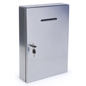 Durable Metal Drop Box