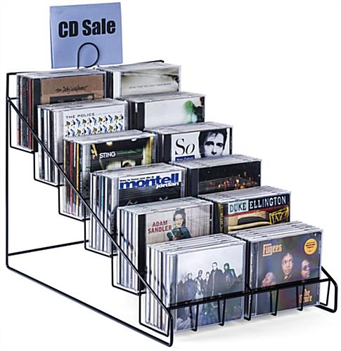 Countertop DVD Display