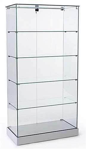 Frameless Tower Display