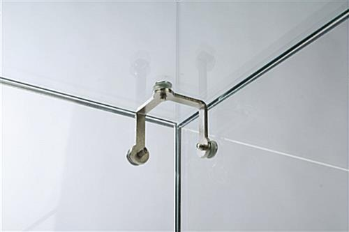 locking glass counter